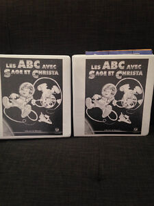 French ABCs Homeschool curriculum (Learning to read and write)
