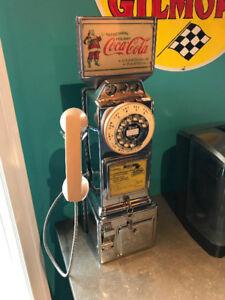 Téléphone des années 50 original