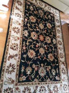 Brand new Hande made wool rug
