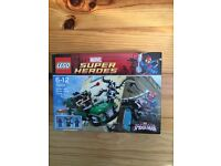 Lego 76004 marvel super heroes UNOPENED