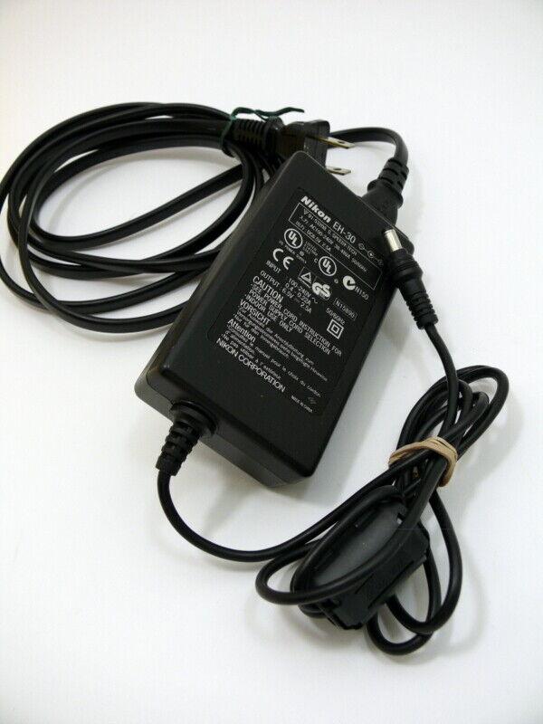 Nikon EH-30 adapter.