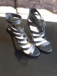SEXY CLUB COUTURE HEELS, worn once
