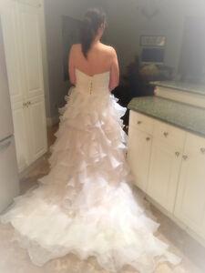 Wedding Dress Kingston Kingston Area image 2