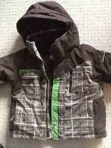 BOYS COLUMBIA SNOWSUIT 4-5 years