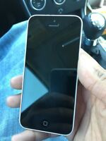 IPHONE 5C WHITE BELL GREAT CONDITION OTTERBOX