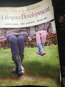 Lifespan Development Psychology Textbook