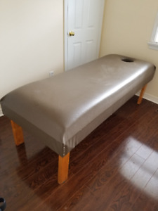 $50 Used Massage Table/Massage Bed for Sale - Very Sturdy