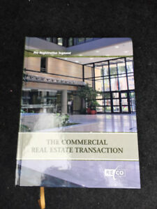 The commercial real estate transaction by RECO