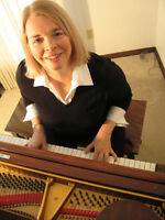 Piano, flute and theory lessons, St. Catharines