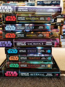 Star Wars - Legacy of the Force - Star Wars