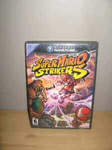 Super Mario Striker pour Nintendo Gamecube