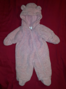 Baby Girls 1pc Suits Size 3-6mts,CarSeat Friendly,Light Wt