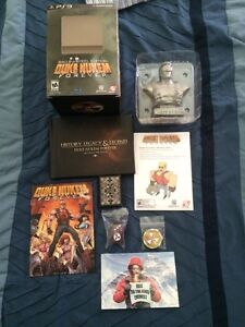 PS3 collectors editions, duke nukem, assassins creed Kawartha Lakes Peterborough Area image 2