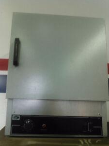 Lab oven.