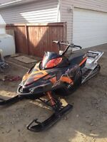 Both for newer sled or sell