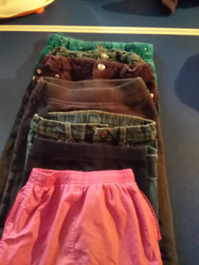 Lot hiver fille 4 ans + costume d'Halloween