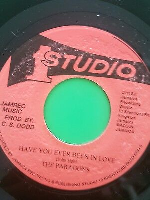 STUDIO ONE 45 HAVE YOU EVER BEEN IN LOVE  / CHANGE YOUR STYLE THE PARAGONS