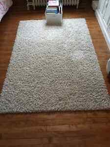 Beau tapis beige Neuf