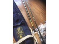 Hardy 9 1/2 foot fly rod