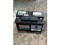Van battery mew