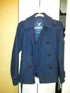 American Eagle Pea-coat  Kitchener / Waterloo Kitchener Area image 1