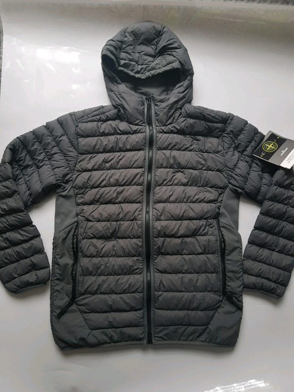 latest fashion uk availability lowest discount Stone Island 40124 Down Hooded Jacket | in Stratford, London ...