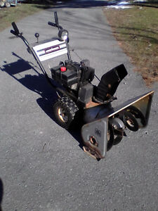 "8hp 26"" Snowblower"