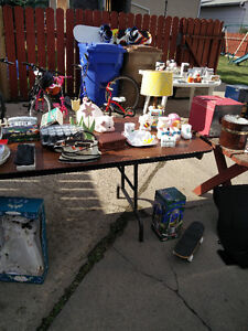 Garage sale,and many more to come from here. Regina Regina Area image 8