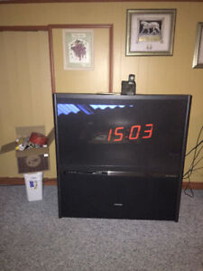 Toshiba Large Screen Projection Television