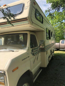 1987 Ford 350 Motor Home