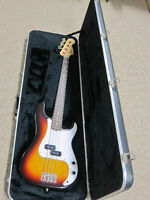 Fender Precision Bass for sale