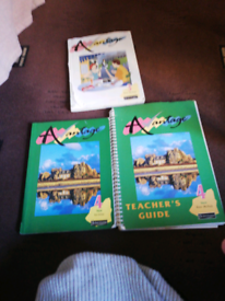 Advantage French GCSE Revision books