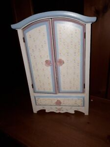American Girl/Journey Girl Dresser and Armoire