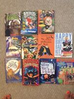 Young readers chapter books