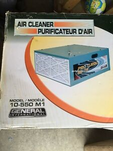 Air Purification System.