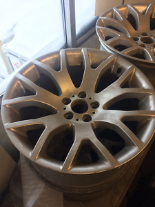 Alloy Rims for E53 BMW / Used / 1 set