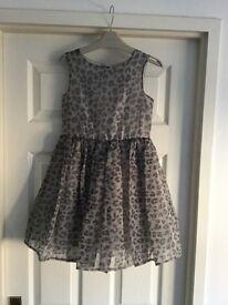 Next Girls Party Dress