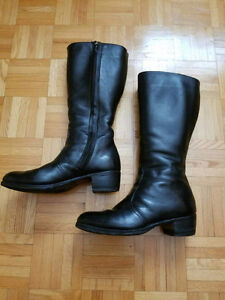 Custom Made Boots - Leather