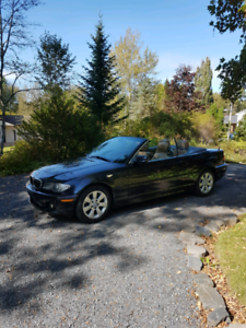 2005 BMW 325ci Convertible