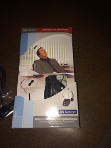 netcom headset phone GN5150