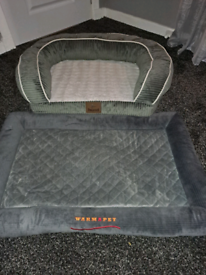 2x New Dog Beds