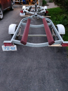 Single trailers for sale!
