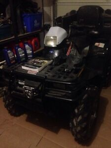 2 Complete Polaris 700's and Parts