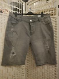 Sale! Denim Shorts 38
