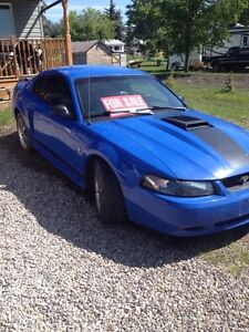 2003 Ford mach 1 Mustang Coupe (2 door)