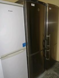 John Lewis fridge freezer with warranty at Recyk