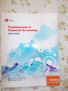 Mohawk College 1st Semester Accounting Textbook