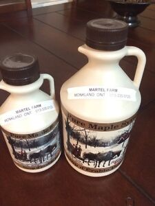 Pure Maple Syrup!