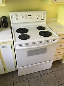 Stove in good condition giveaway
