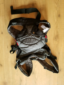 """EUC Infantino Fusion & Caboo """"close"""" baby carriers"""